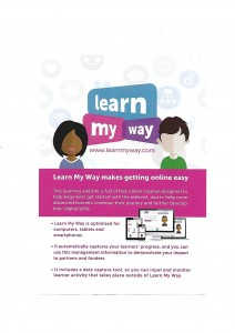 learn my way flyer